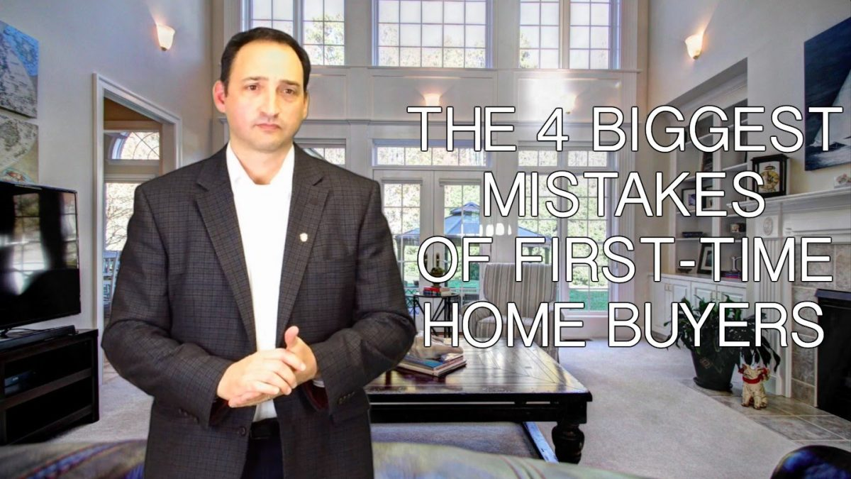 The 4 Biggest Financial Mistakes of First-Time Home Buyers