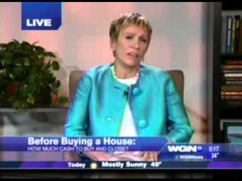 Barbara Corcoran Shares First Time Home Buyers Tips with WGN Chicago