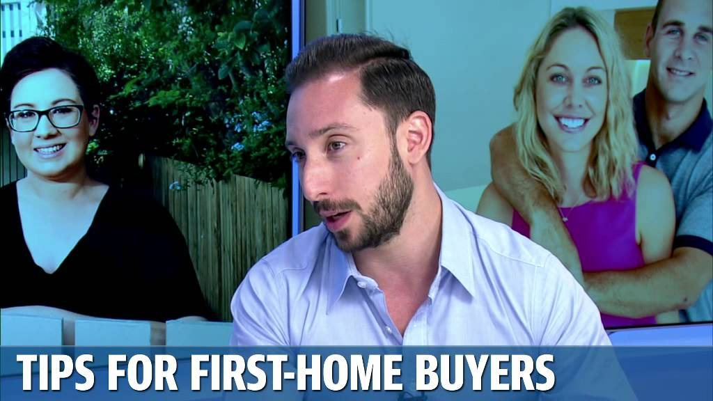 Top tips for first-home buyers