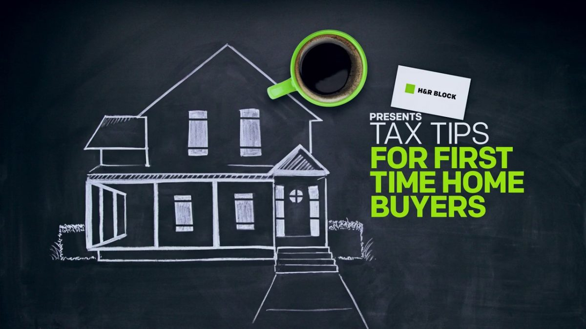 Tax Tips and Benefits for First Time Home Buyers from H&R Block