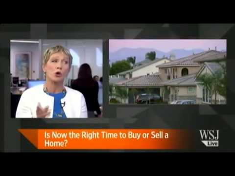 Barbara Corcoran Shares First Time Home Buyers Tips with WSJ Live