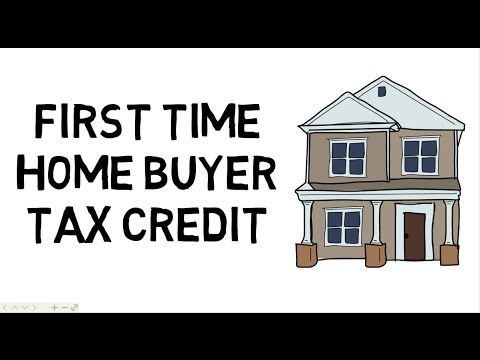 First Time Home Buyer Tax Credit | Real Estate Cambridge