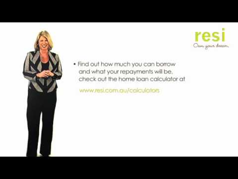 Tips for first home buyers from Resi Home Loans