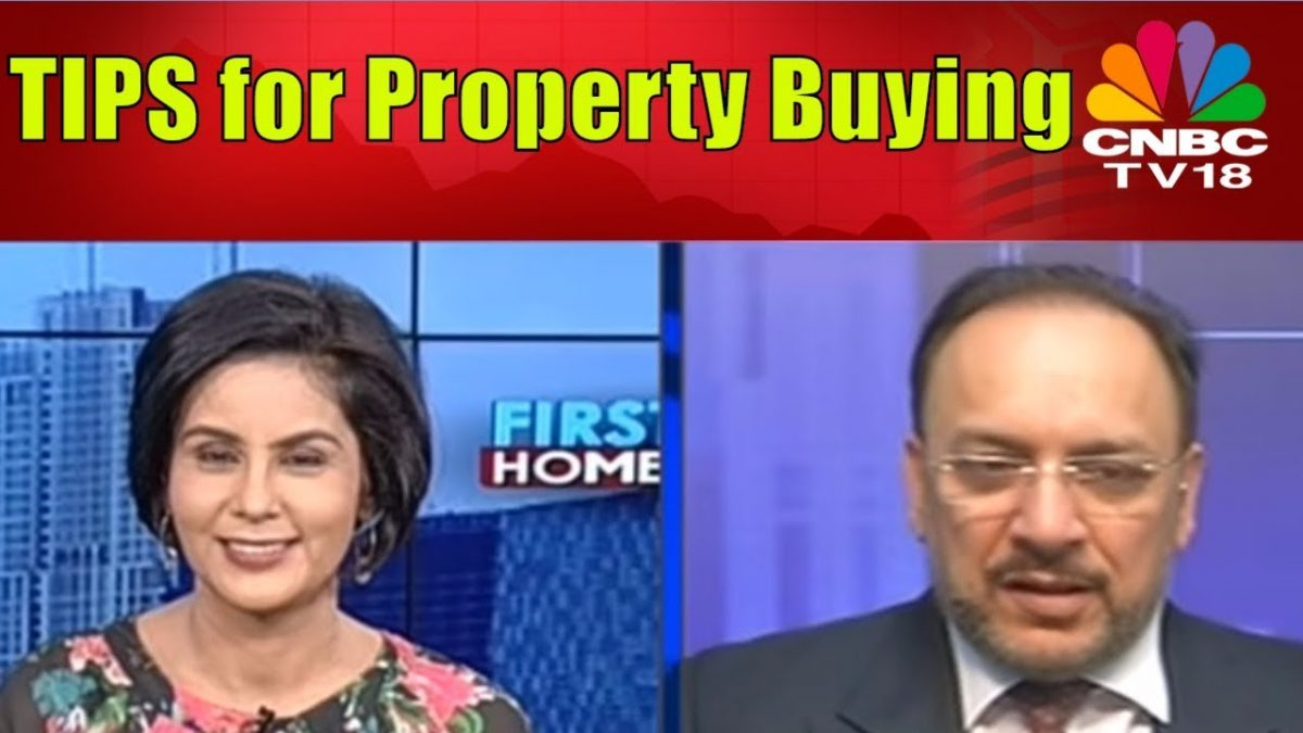 Tips For Property Buying | FIRST TIME HOME BUYER EP #14 (SEGMENT 2) | CNBC TV18