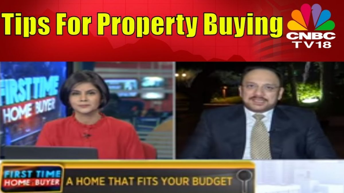 Tips for Property Buying | FIRST TIME HOME BUYER | EP #13 SEGMENT 1 | CNBC TV18