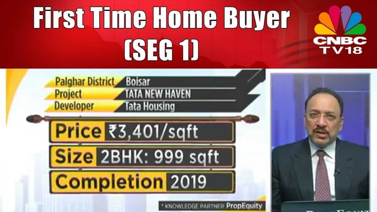 Tips for Property Buying | First Time Home Buyer Ep #16 (SEG 1) | CNBC TV18