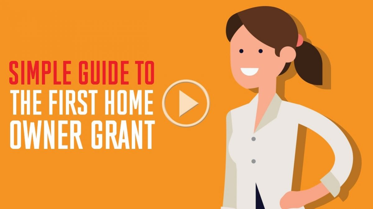 Your Simple Guide to the First Home Owner Grant