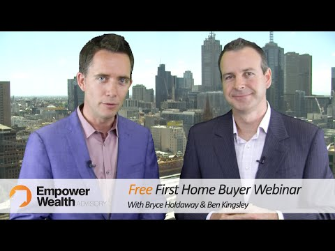Free First Home Buyer Webinar – Buying your first home with Property Experts