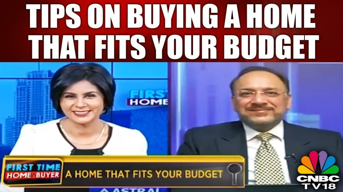 FIRST TIME HOME BUYER | Tips on Buying a Home That Fits Your Budget | CNBC TV18