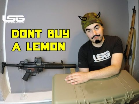 Airsoft – First Time Buyers Tips