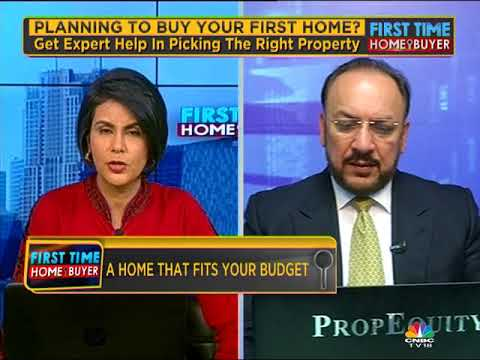 First Time Home Buyer | Experts' Tips on Property Buying | CNBC TV18