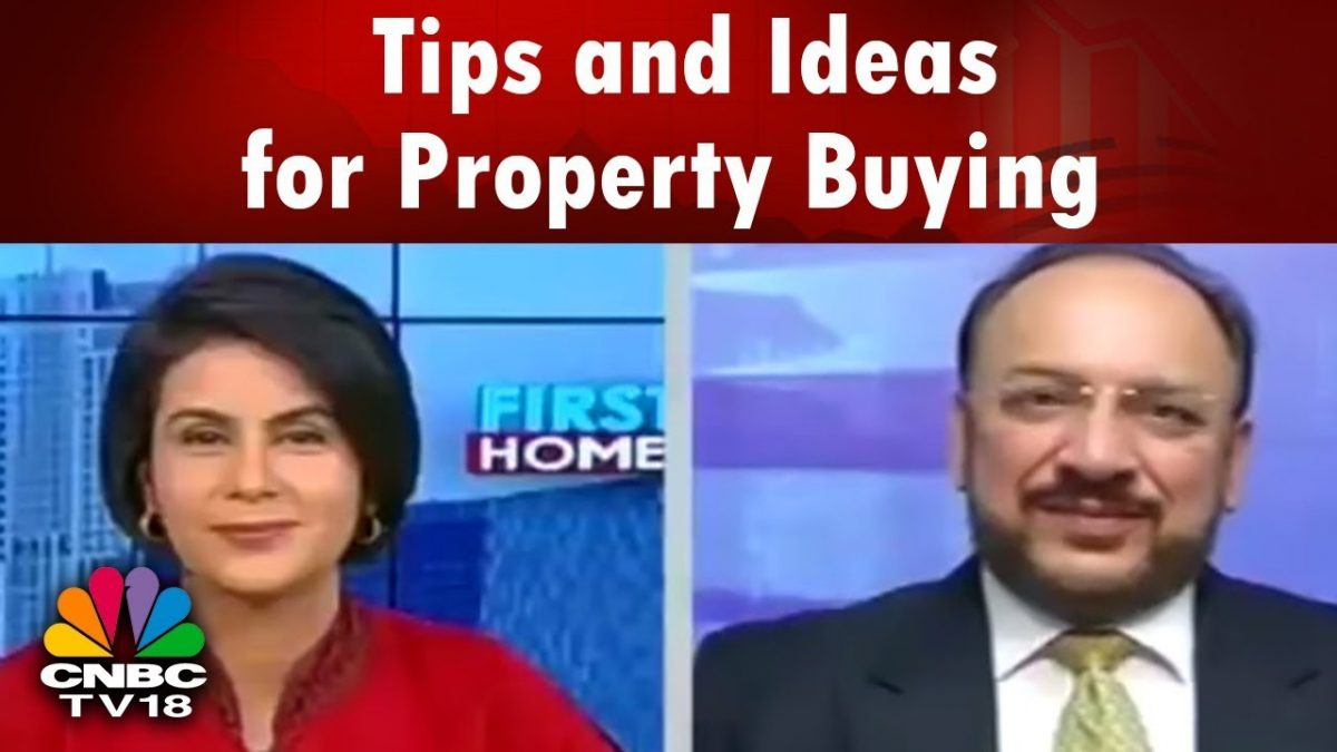 First Time Home Buyer | Tips and Ideas for Property Buying | CNBC TV18